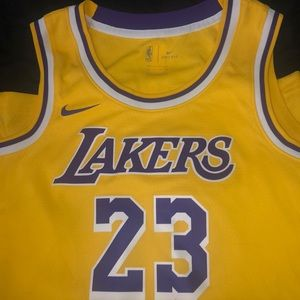 Brand new authentic  Lebron James jersey